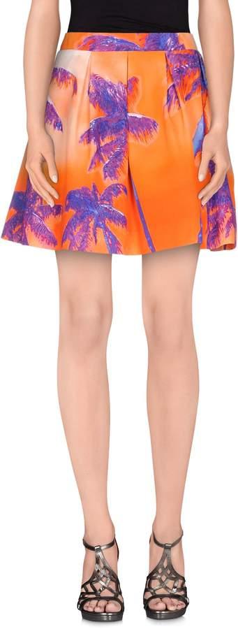 P.A.R.O.S.H. Mini skirts - Item 35279115