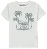 Hartford Sale - Good Vibes Only Palm Tree T-Shirt