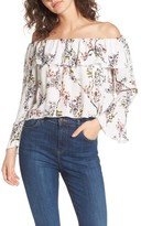 Stone_Cold_Fox Women's Stone Cold Fox Kennedy Off The Shoulder Blouse