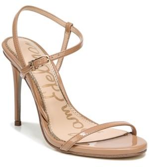 Sam Edelman Women's Starling Two-Piece Dress Sandals Women's Shoes