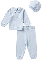Feltman Brothers Baby Boys Newborn-24 Months 3-Piece Sweater Set