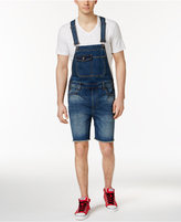 American Rag Men's Cut-Off Cotton Overalls, Only at Macy's