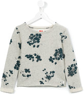 American Outfitters Kids - floral sweatshirt - kids - Cotton - 8 yrs