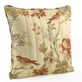 Waverly Charleston Chirp Square Quilted Decorative Pillow