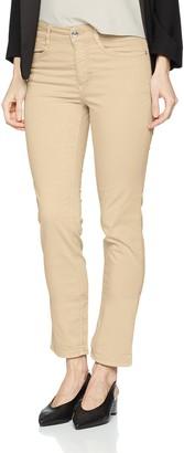 M·A·C MAC Women's Angela Straight Jeans