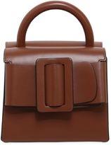 Boyy Lucas Double Leather Top Handle Bag