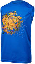 Champion Basketball Constellation-Print Tank, Little Boys
