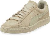 Puma Metallic Suede Remastered Sneaker, Off White