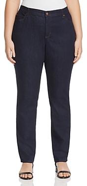 Eileen Fisher Plus System Skinny Jeans in Indigo