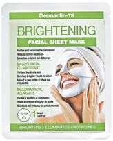 Dermactin-TS Brightening Facial Sheet Mask