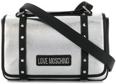 Love Moschino branded satchel bag