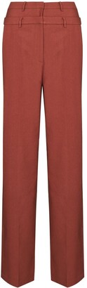 REJINA PYO Laila straight-leg trousers