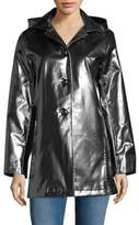 Jane Post Mid-Length Princess Slicker Jacket