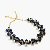 J.Crew Cluster necklace