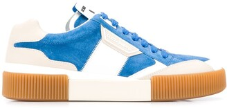 Dolce & Gabbana Miami panelled low-top sneakers