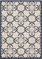 Nourison Ironworks Indoor/Outdoor Rectangular Rug