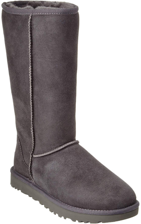 6be0fa9ad83 Women's Classic Tall Ii Water-Resistant Twinface Sheepskin Boot