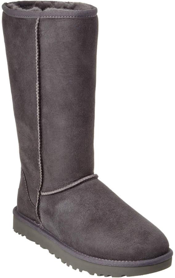 6400f1a74c4 Women's Classic Tall Ii Water-Resistant Twinface Sheepskin Boot