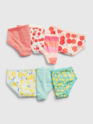 Gap Toddler Fruit Bikini Briefs (7-Pack)
