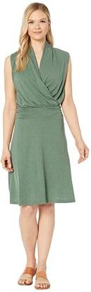 Prana Corissa Dress (Atlantic) Women's Dress
