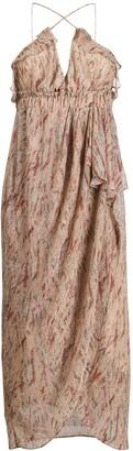 IRO Ciotina printed dress