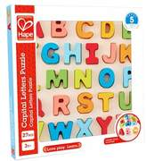 Hape 27-Piece Chunky Capital Letters Puzzle