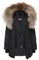 Mackage Girls' Fur-Trimmed Coat - Big Kid