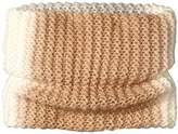 Vince Camuto Women's Chunky Knit Dip Dye Neckwarmer Scarf