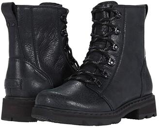 Sorel Lennoxtm Lace (Quarry) Women's Boots