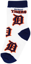 For Bare Feet Toddlers' Detroit Tigers All Over Socks