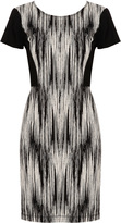 Derek Lam 10 Crosby Ikat Dress
