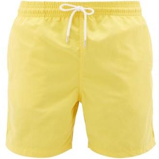 Derek Rose Aruba Technical Swim Shorts - Yellow