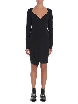 Givenchy long sleeve dress