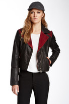 Doma Suede & Leather Jacket