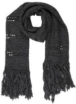 Etoile Isabel Marant Multicolored Firnged Scarf