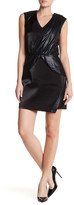 Karen Millen Draped Panel Dress