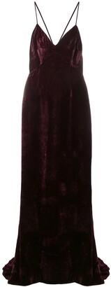 Stella McCartney velvet dress