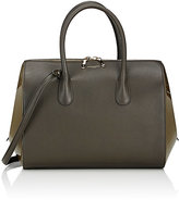 Nina Ricci Women's Youkali Medium Satchel-DARK GREEN