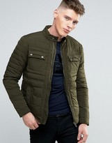 Calvin Klein Jeans Padded Moto Jacket