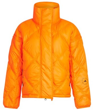 adidas by Stella McCartney Short puffer jacket