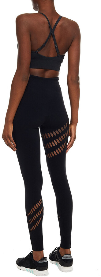 Thumbnail for your product : adidas by Stella McCartney Stretch-jersey Sports Bra