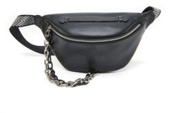 Like Dreams Harley Chain Embellished Belt Bag
