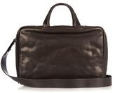 Álvaro Washed-leather Briefcase