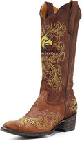 Gameday Boot Company Southern Mississippi Tall Gameday Boots, Brass