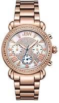"JBW Women's JB-6210-K""Victory"" Diamond Chronograph Watch"