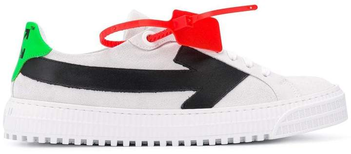 Off-White Arrow print sneakers