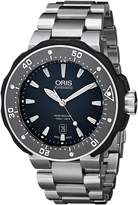 Oris Men's 73376827154MB Divers Titanium Watch