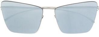 Mykita x Maison Margiela square sunglasses