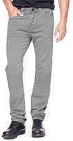 True Religion Men's Dean Patched Quilted Twill Pant