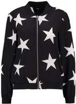 Only ONLMEGASTAR Bomber Jacket black